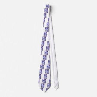 Prayer (Purple) Tie