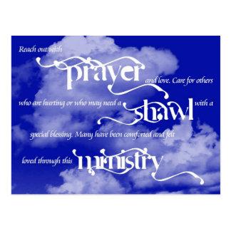 Prayer Shawl Ministry Post Card