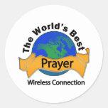 Prayer Stickers