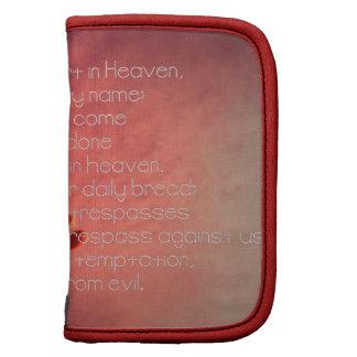 Prayer Wallet Folio de señor Planificadores