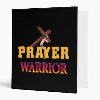 Prayer Warrior Binder