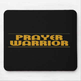 Prayer Warrior Products Mouse Pad