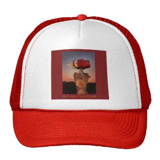 Prayer Wheel Hats