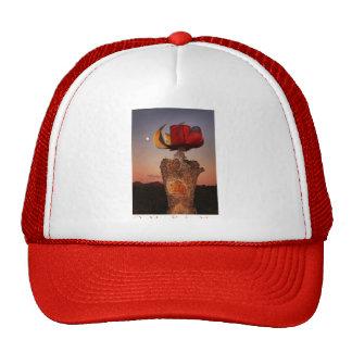 Prayer Wheel Trucker Hat