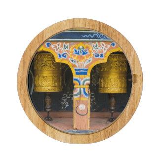 Prayer Wheels Cheese Platter