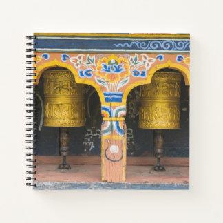 Prayer Wheels Notebook