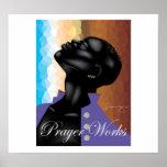 Prayer Works Poster