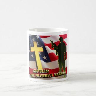 Prayerful Warrior Coffee Mug