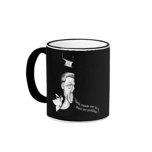 Prayers Answered Ringer Coffee Mug