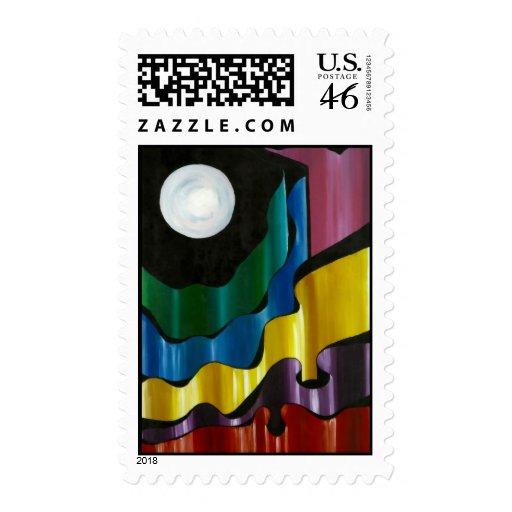 PRAYERS ARE Postage Stamp