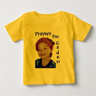 Prayers For Caden Infant T-shirt