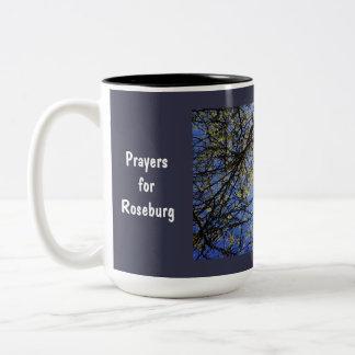 Prayers for Roseburg Coffee mugs Stay Strong