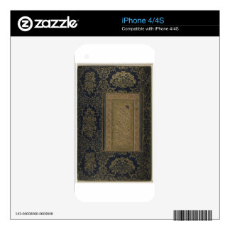 Prayers for Safety and Success by Mir Ali Tabrizi Skins For The iPhone 4S