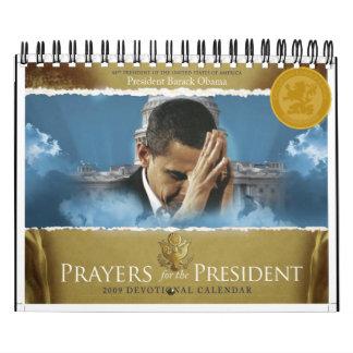 Prayers for the President Calendar (Official)