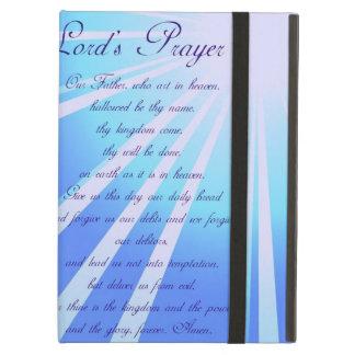 Prayers iPad Air Cover
