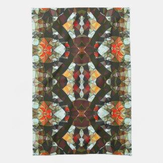 Prayers To Heaven Mosaic Tile Kitchen Towel
