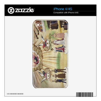Prayers to the Gods for the Liberation of Greece, Decals For iPhone 4
