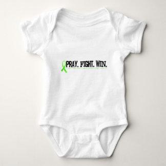 PrayFightWin Baby Bodysuit