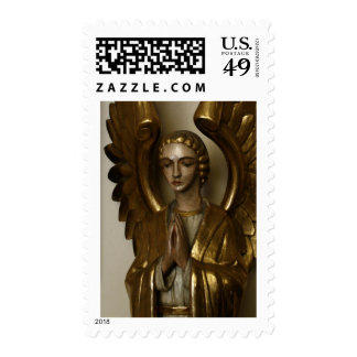 Praying Angel - color Stamps
