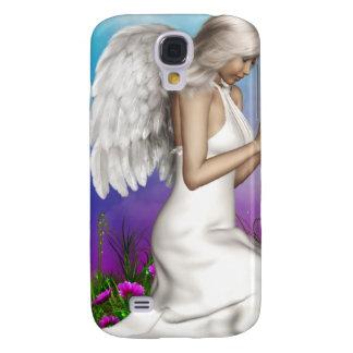 Praying Angel Galaxy S4 Cover