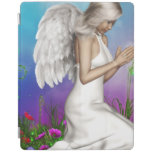 Praying Angel iPad Smart Cover