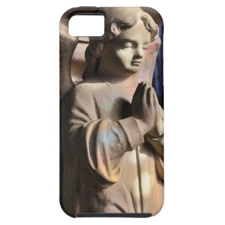 Praying Angel iPhone cover iPhone 5 Cases