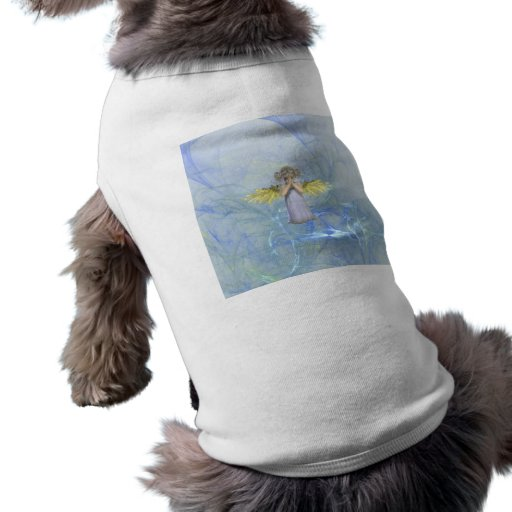Praying Angel Pet Shirt