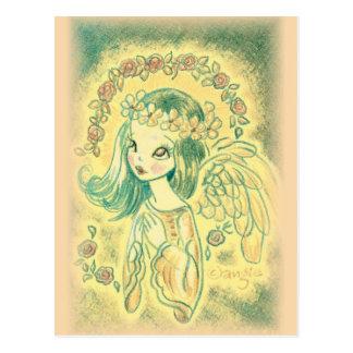 Praying Angel Postcard