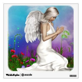 Praying Angel Room Graphics