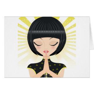 Praying Cards