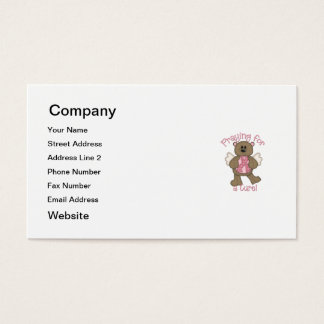 Praying for a Cure Business Card