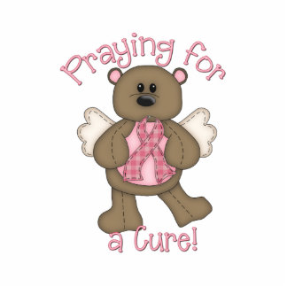 Praying for a Cure Cutout