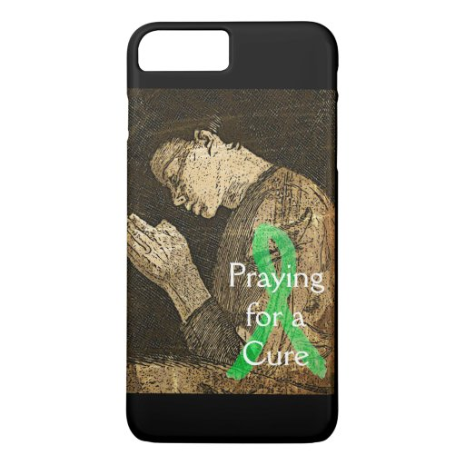 Praying for a Cure for Lyme Cell Phone Case