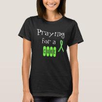 Praying for a Cure, Lyme Disease Awareness Shirt