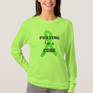 Praying for a Cure, Lyme Disease Shirt