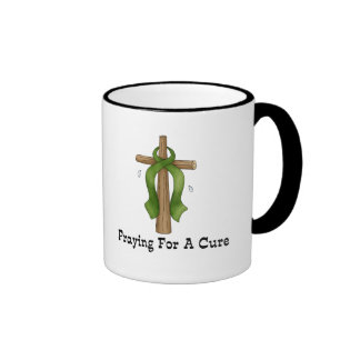 Praying For A Cure Mugs