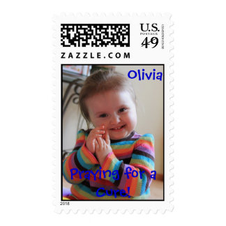 Praying for a Cure - Olivia Stamp