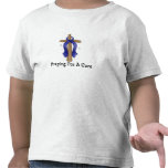 Praying For A Cure T Shirts