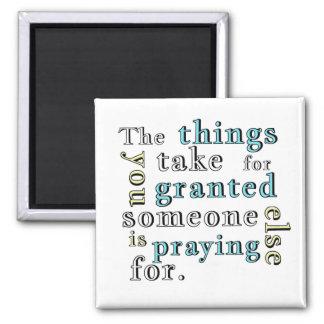 Praying For Magnet