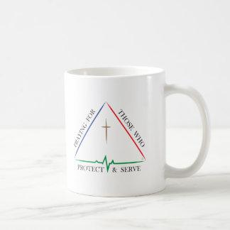 Praying for Those Who Protect & Serve 2 Coffee Mug
