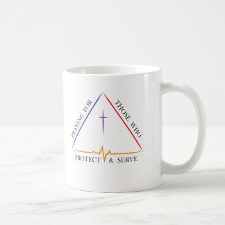 Praying for Those Who Protect & Serve Coffee Mug