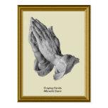Praying Hands Albrecht Durer Postcards