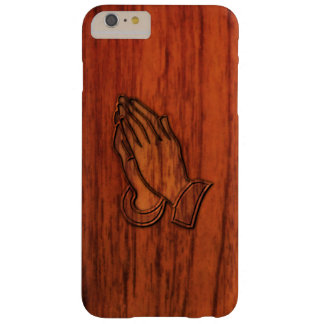 Praying Hands Barely There iPhone 6 Plus Case