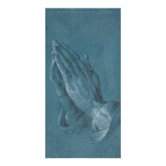 Praying Hands by Albrecht Durer Card
