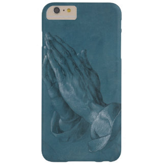 Praying Hands by Albrecht Durer Barely There iPhone 6 Plus Case