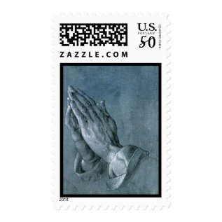 Praying Hands By Durer Postage at Zazzle