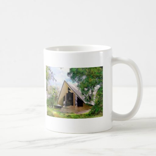 Praying Hands Classic White Coffee Mug