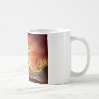 Praying Hands Easter Concept Coffee Mug