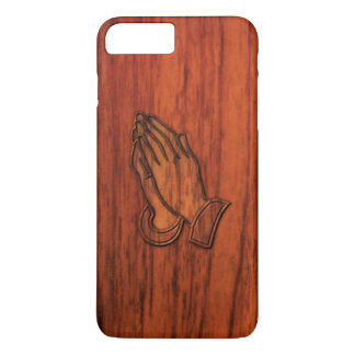 Praying Hands iPhone 8 Plus/7 Plus Case