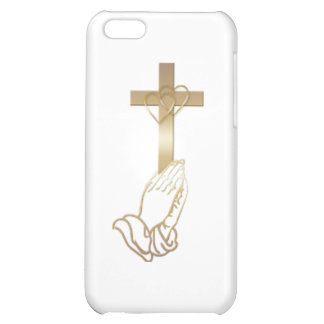 Praying Hands Case For iPhone 5C